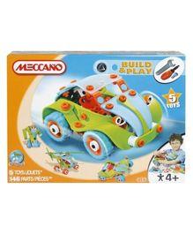 Meccano - Build and Play Buggy Car