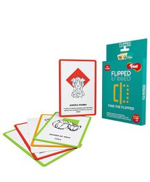Toiing Flipped Educational Card Games