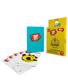 Toiing Simon Says Party Card Games
