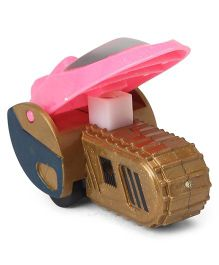 Playmate Friction Toy Car - Pink