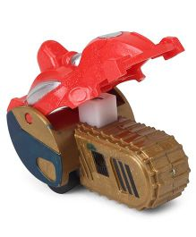Playmate Friction Car Toy - Red