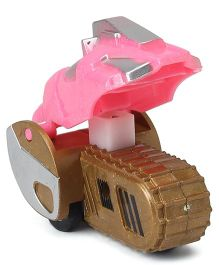 Playmate Friction Car Toy - Pink