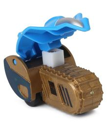 Playmate Friction Car Toy - Blue