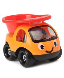 Construction Dumper Toy - Orange Red