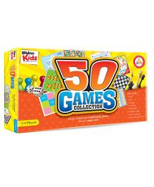 Braino Kids 50 Games of Collection - Multicolour