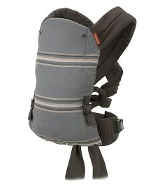 Infantino Close Ties Baby Carrier - Grey