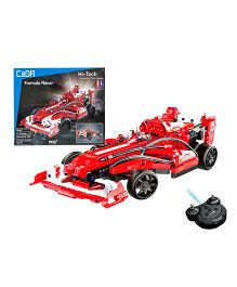 Emob Formula Racer Remote Control Car Red - 317 pieces