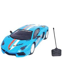 Emob Sports Rally Die Cast Remote Control Car (Color May Vary)