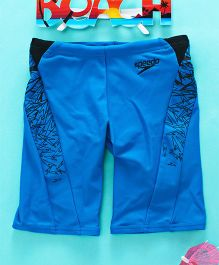 Speedo Knee Length Swimming Trunks - Blue