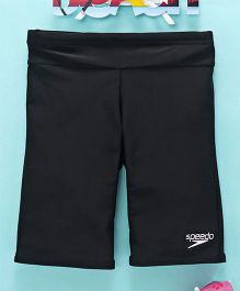Speedo Swimming Trunks Logo Embroidery - Black