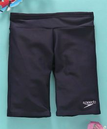 Speedo Solid Colour Swimming Trunks - Navy