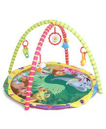 Animal Print Play Mat - Multi Colour