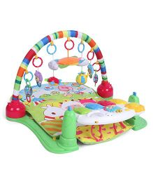 Multifunction Activity Play Gym - Multicolor