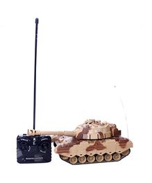 Classic Super Power Panzer Tank Toy
