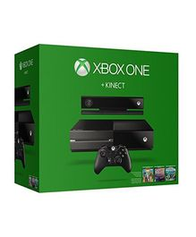 Xbox One Kinect 500GB Console - Black