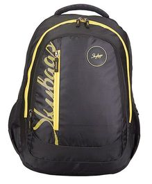 Skybags Footloose Gizmo 5 Laptop Backpack Black - 18 inches