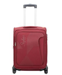 Skybags Footloose Hamilton 4 Wheel Strolly Maroon - Height 55 cm