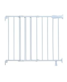 Summer Infant Secure Child Safety Metal Gate - White