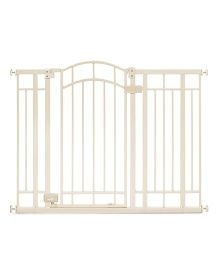 Summer Infant Multi-Use Deco Extra Tall Safety Gate - Beige