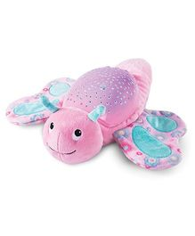 Summer Infant Slumber Buddies Butterfly Plush Projector Toy - Pink