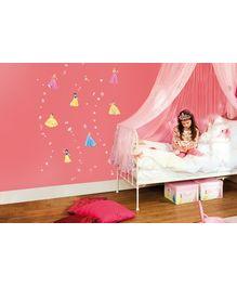 Decofun Disney Princess 52 Deco Wall Stickers