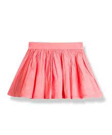 Young Birds Tennis Skirt - Peach