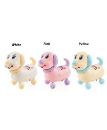 Emob Musical Walking Robot Puppy Toy (Colours May Vary)