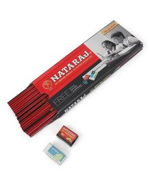 Nataraj 621 Pencils Value Pack - 20 Pencils