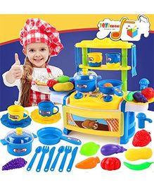 Toys Bhoomi Kitchen Playset - Multi Color