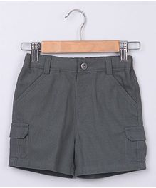 Beebay Cargo Shorts - Grey