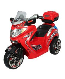 HLX-NMC Dragon Buggy Battery Operated Bike Ride On - Red
