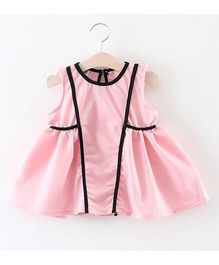 2 Footya Pipin Dress - Pink