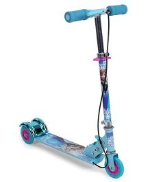 Disney Frozen 3 Wheel Scooter - Blue
