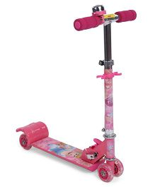 Disney Princess Cinderella 4 Wheel Scooter - Pink