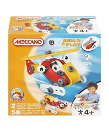 Meccano - Build and Play Small Helicopter