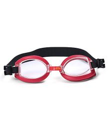 Disney Pixar Cars Swimming Goggles - Red & Black