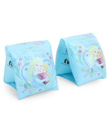 Disney Frozen Swimming Arm Band Set of 2 - Light Blue