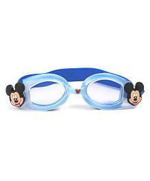 Disney Mickey Mouse Swimming Goggles - Blue