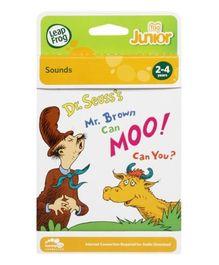 Leap Frog - Tag Junior - Sounds By Dr. Seuss