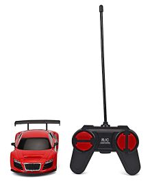 Dr. Toy Chargeable Remote Control  Car - Red
