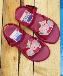 Peppa Pig By D'chica Summery Sandal - Pink