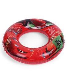 Disney Pixar Cars Swimming Ring - Red