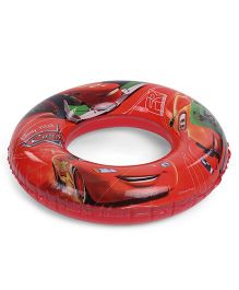 Disney Pixar Cars Swimming Ring - Red Green