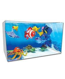 Pegasus Finding Dory Recycled Craft - Multicolor
