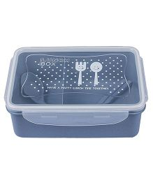 TGS Bento Lunch Bow With Chopsticks & Spoon (Colour May Vary)
