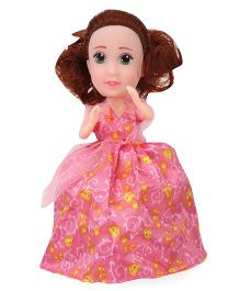 Cup Cake Surprise Princess Doll - Pink