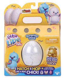 Little Live Pets S1 Surprise Chick Single Pack Beaky - White