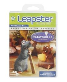 Leap Frog - Leapster Learning Game - Disney Pixar Ratatouille