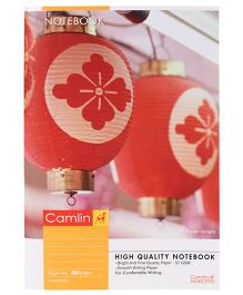Camlin - 280 Pages Single Line Notebook