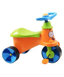 Mothertouch Combi Trike Tricycle - Orange